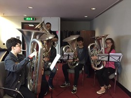 UniBrass Workshop